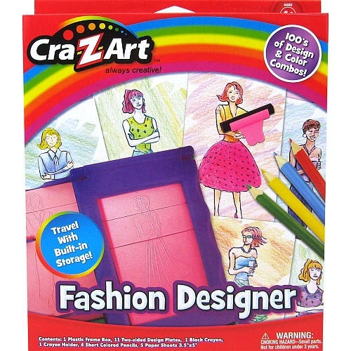 Cra Z Art Fashion Designer Set By Cra Z Art Shop Online For Toys In The United States