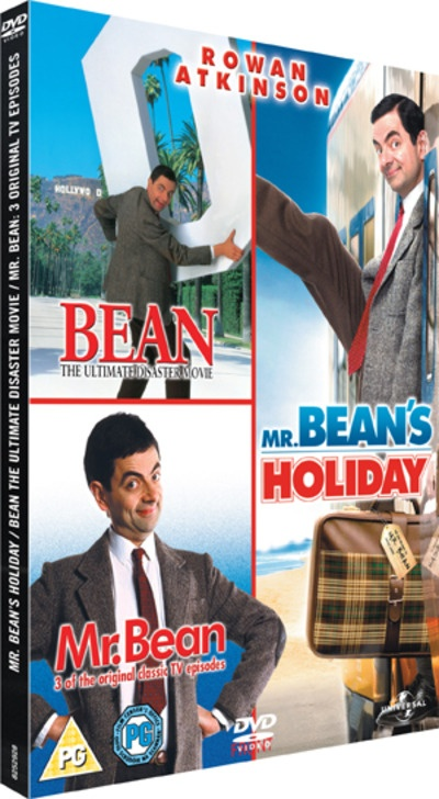Mr Bean The Ultimate Disaster Movie Mr Bean S Holiday Mr Bean Shop Online For Movies Dvds In Malaysia
