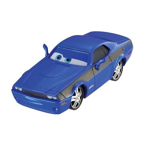 Disney Pixar Cars 2 Die Cast Vehicle Rod Torque Redline By
