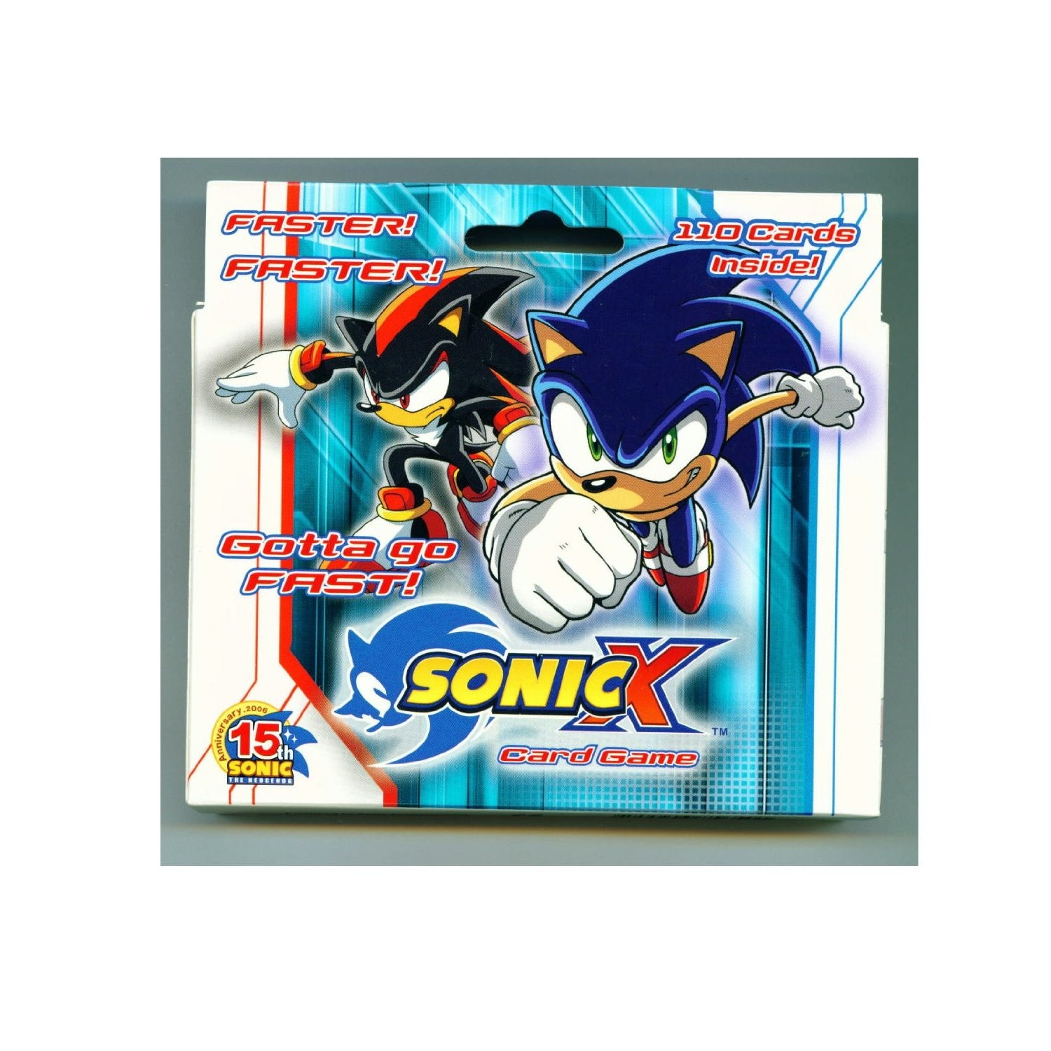 Sonic X Card Game Starter Deck By Jazwares Shop Online For Toys In The United States