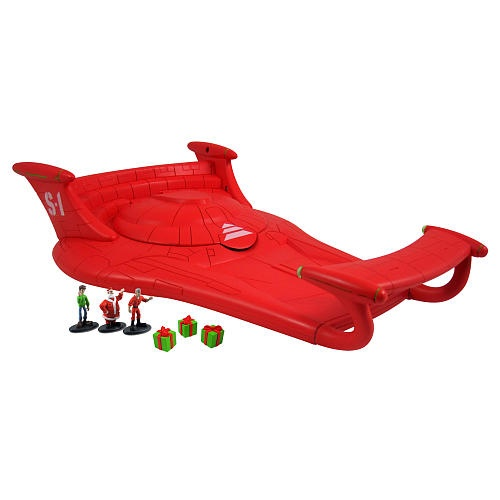 Arthur Christmas Vehicle With Mini Figures S1 Sleigh By The Bridge Direct Shop Online For Toys In The United States