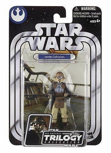 Star Wars The Original Trilogy Collection Lando Calrissian Skiff Guard Disguise