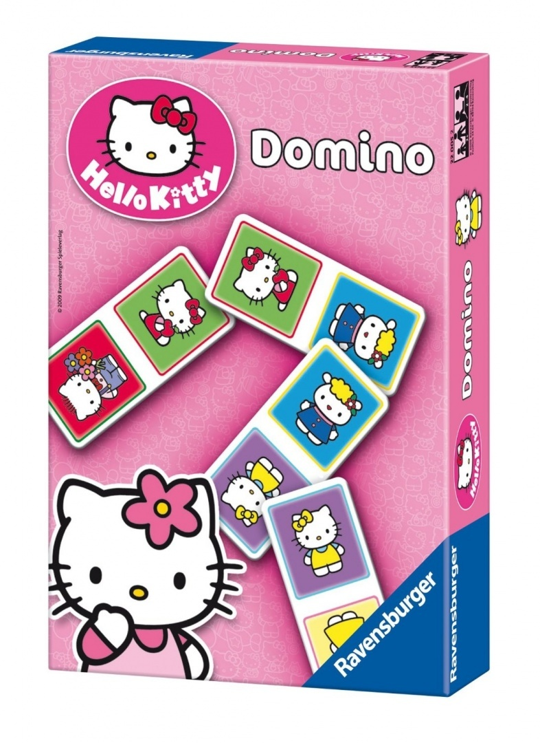 Ravensburger 22005 Hello Kitty Domino