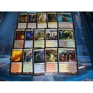 100 MTG Magic The Gathering Cards Common//Uncommon Random Bulk Lot Collection