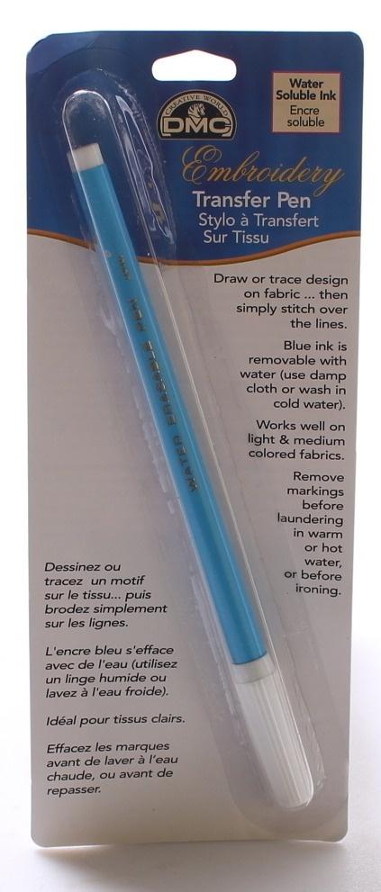 DMC U1539 Embroidery Transfer Pen-Blue