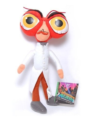 Monsters Vs Aliens Soft Toy Dr Cockroach By Whitehouse Leisure Shop Online For Toys In The United Arab Emirates