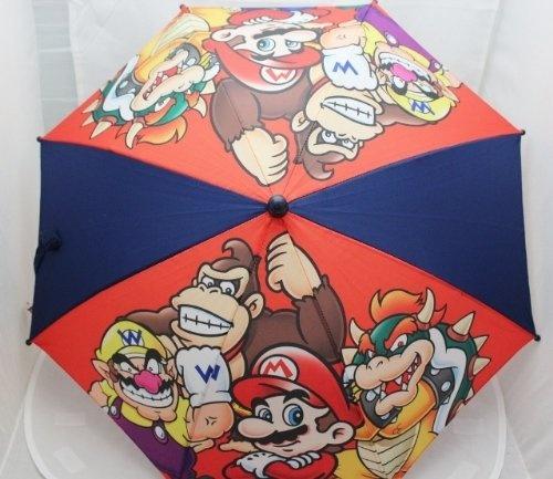 Mario Kart Umbrella Super Mario Umbrella By Nintendo Shop Online For Toys In The United States