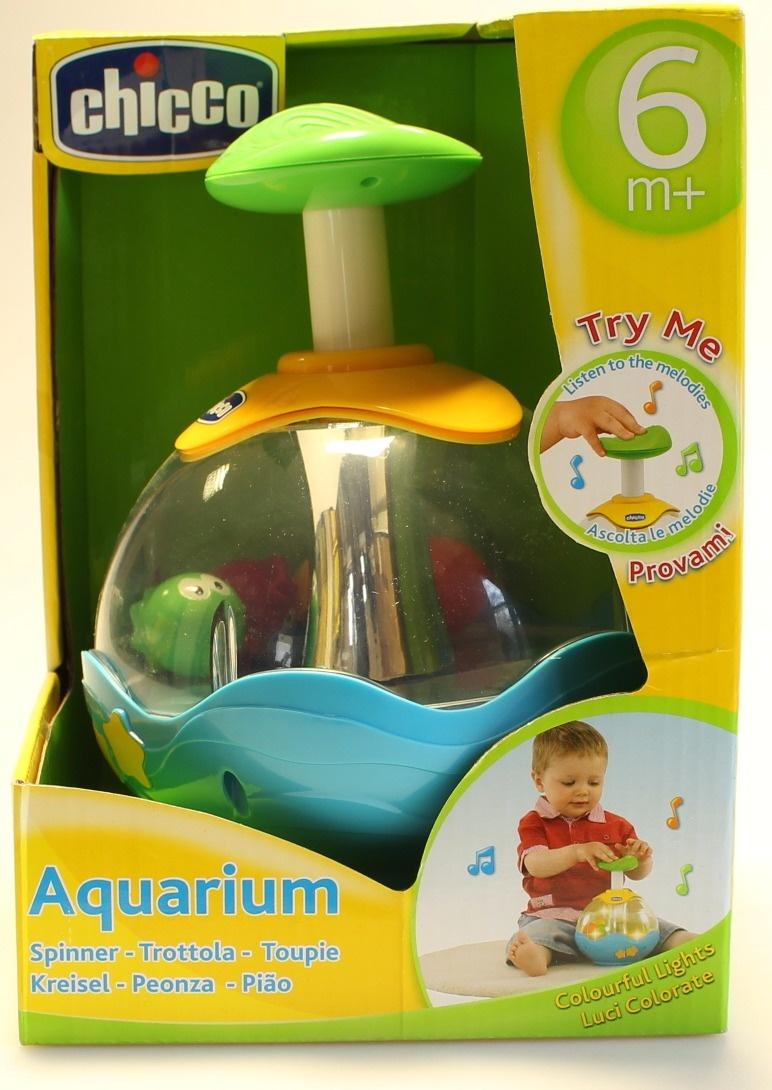 Chicco Kreisel Aquarium