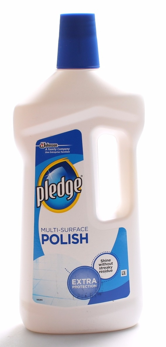 Pledge Klear Multi Surface Wax 750ml Floor Shine By Household