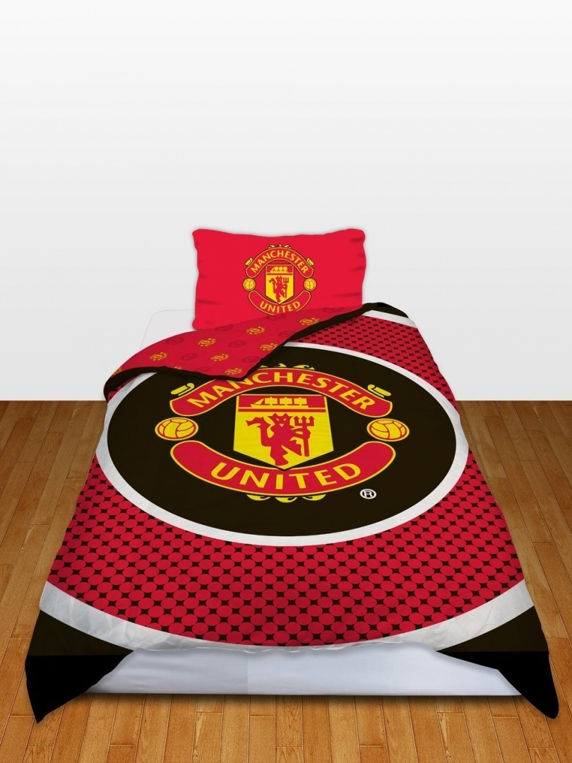 Manchester United F C Duvet Set Be By Manchester United F C Shop Online For Homeware In Indonesia