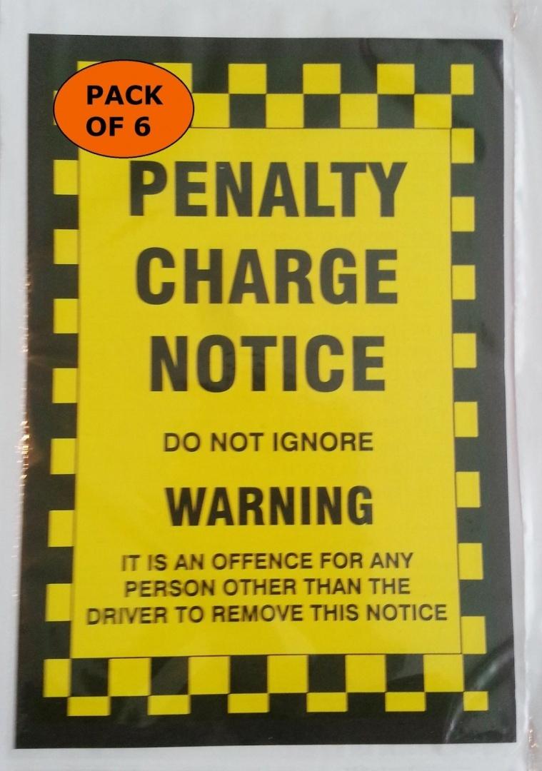 Parking fine joke
