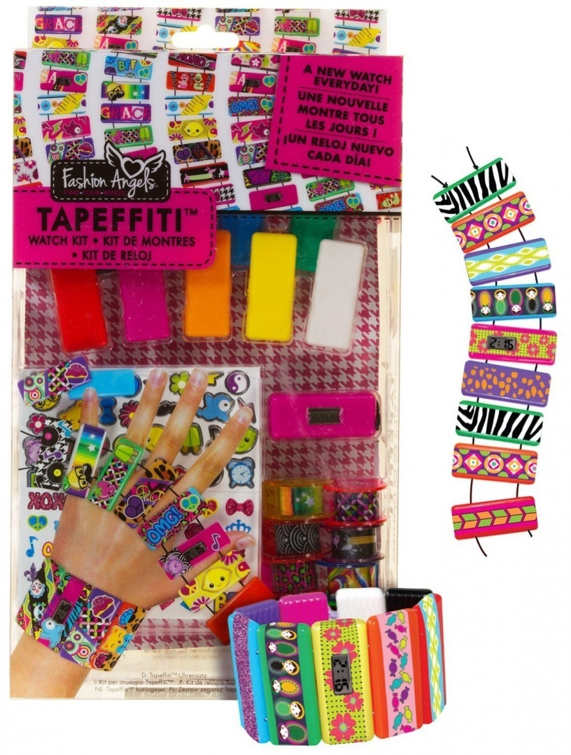 Tapeffiti Watch Kit By Tapeffiti Shop Online For Toys In India