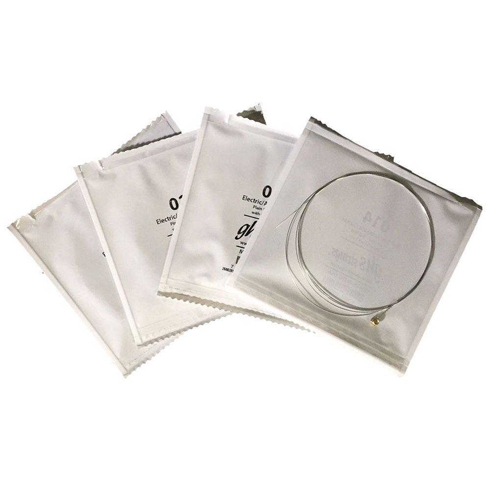 Black Nylon//Aluminum GHS Strings H-T10 Tenor Ukulele Strings