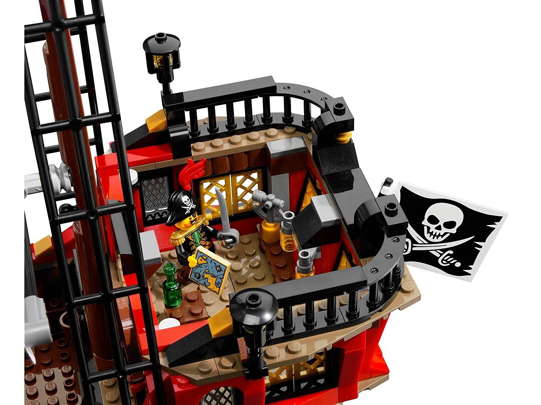 Lego Pirate Mini Pirate Captain Cutlass NEW Brick Bounty Figure 70413