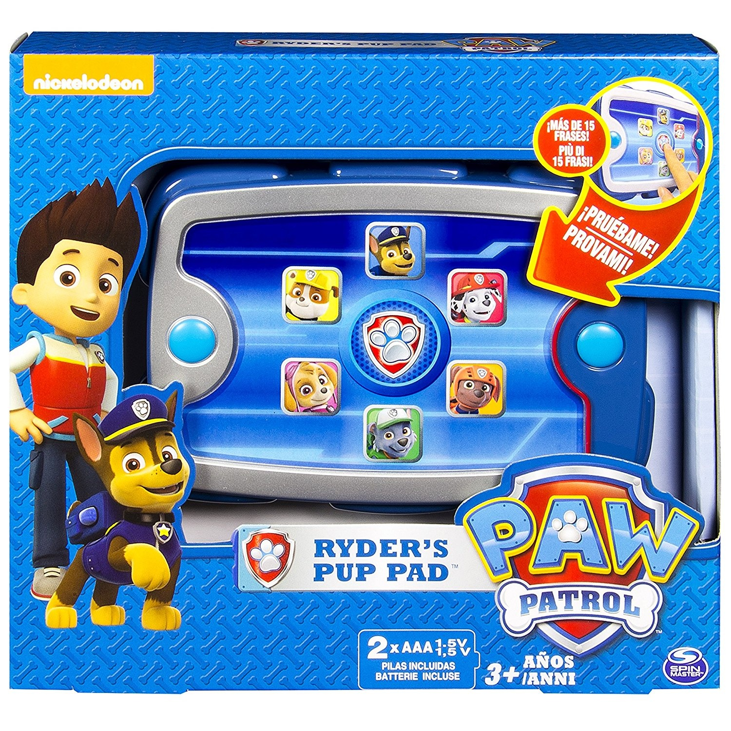 Paw Patrol 6026852 Electronic Pup Pad Ryder Tablet By