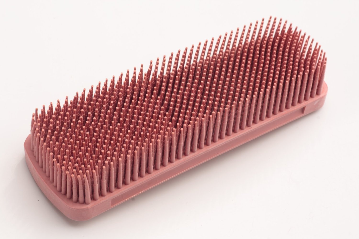 Red Fripac-Medis Hairdressing Clothes Rubber Brush Broom Head