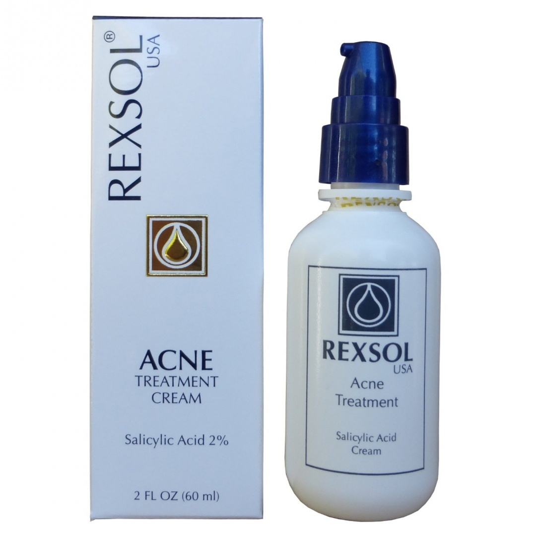 Rexsol Acne Treatment Cream Salicylic Acid Cream By Rexsol Shop