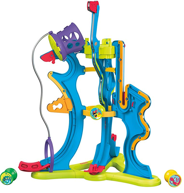 Fisher Price Spinnyos Giant Yo Ller Coaster By Fisher Price Shop Online For Toys In The United States