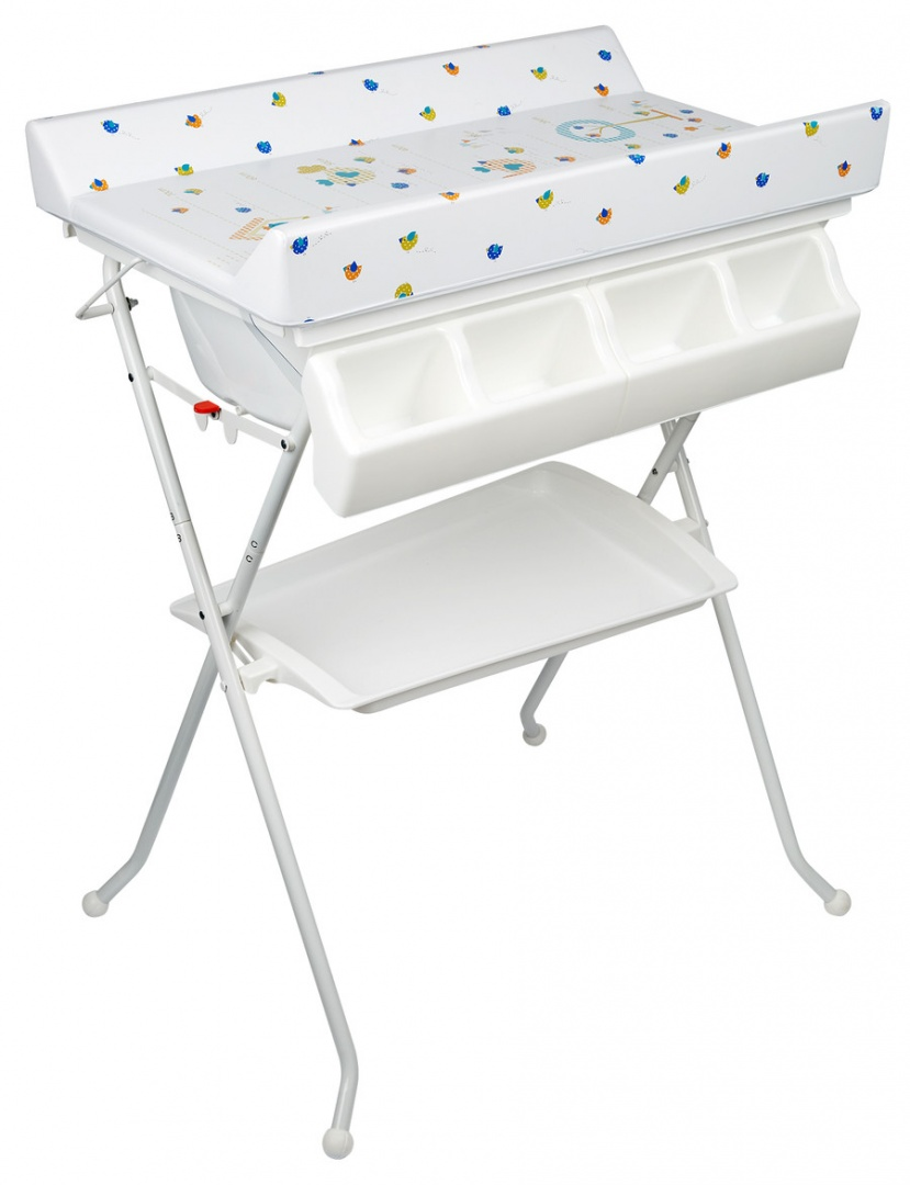 - Jolly Jumper Folding Change Table, With Bath By Jolly Jumper