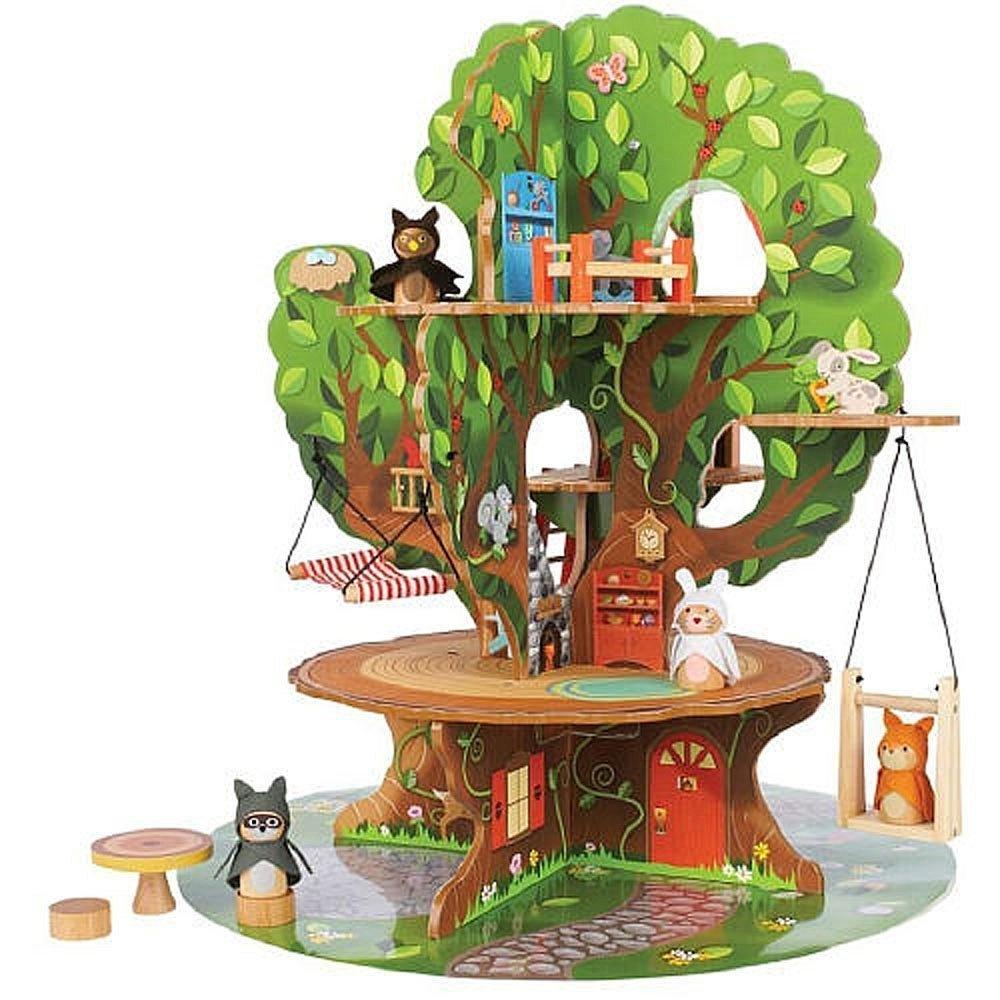 Imaginarium Forest Friends Treehouse By Toys R Us Shop