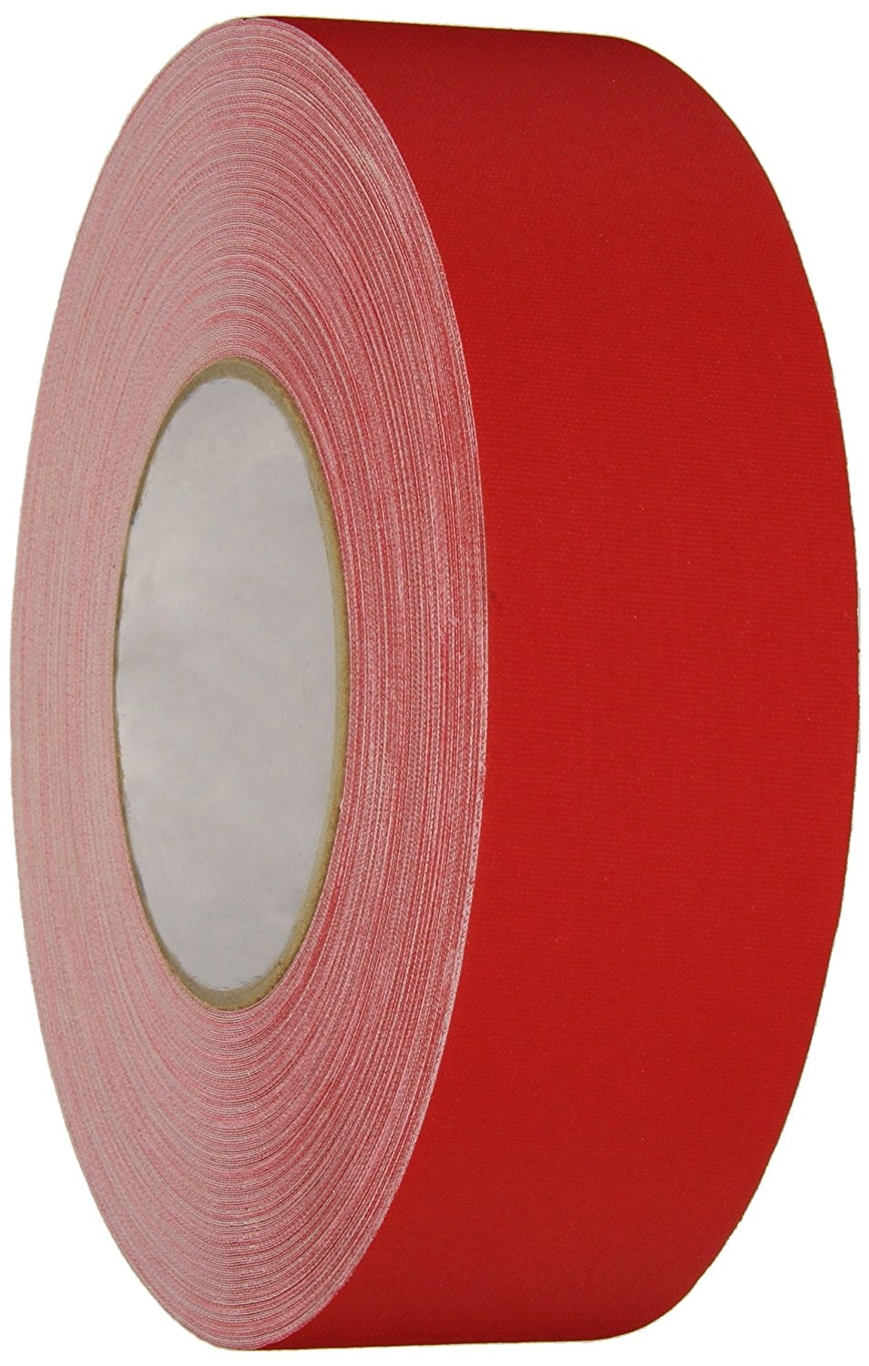 11.5 mil Thick 72mm Width Polyken 510 Vinyl Coated Cloth Premium Gaffers Tape Black 50m Length