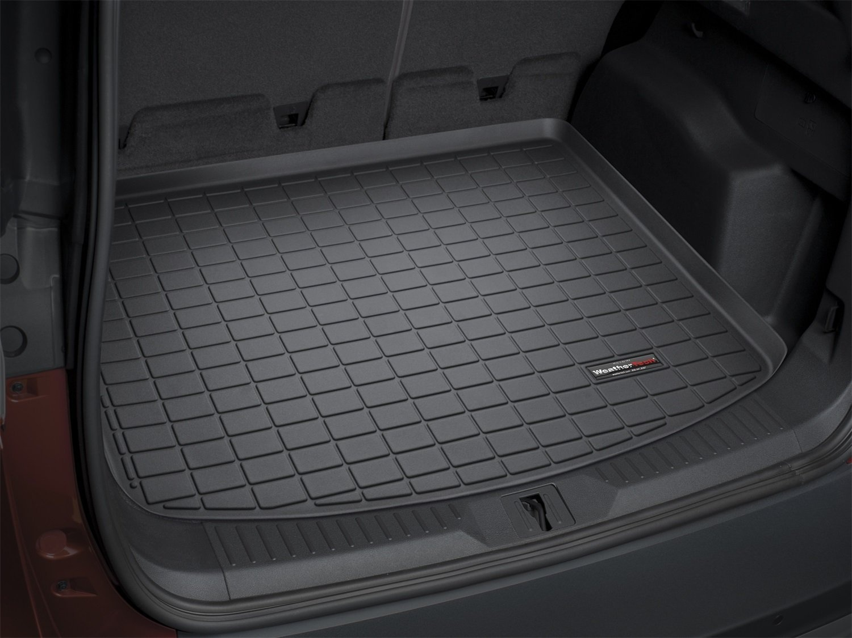 WeatherTech Custom Fit Cargo Liners for Lexus GX Black