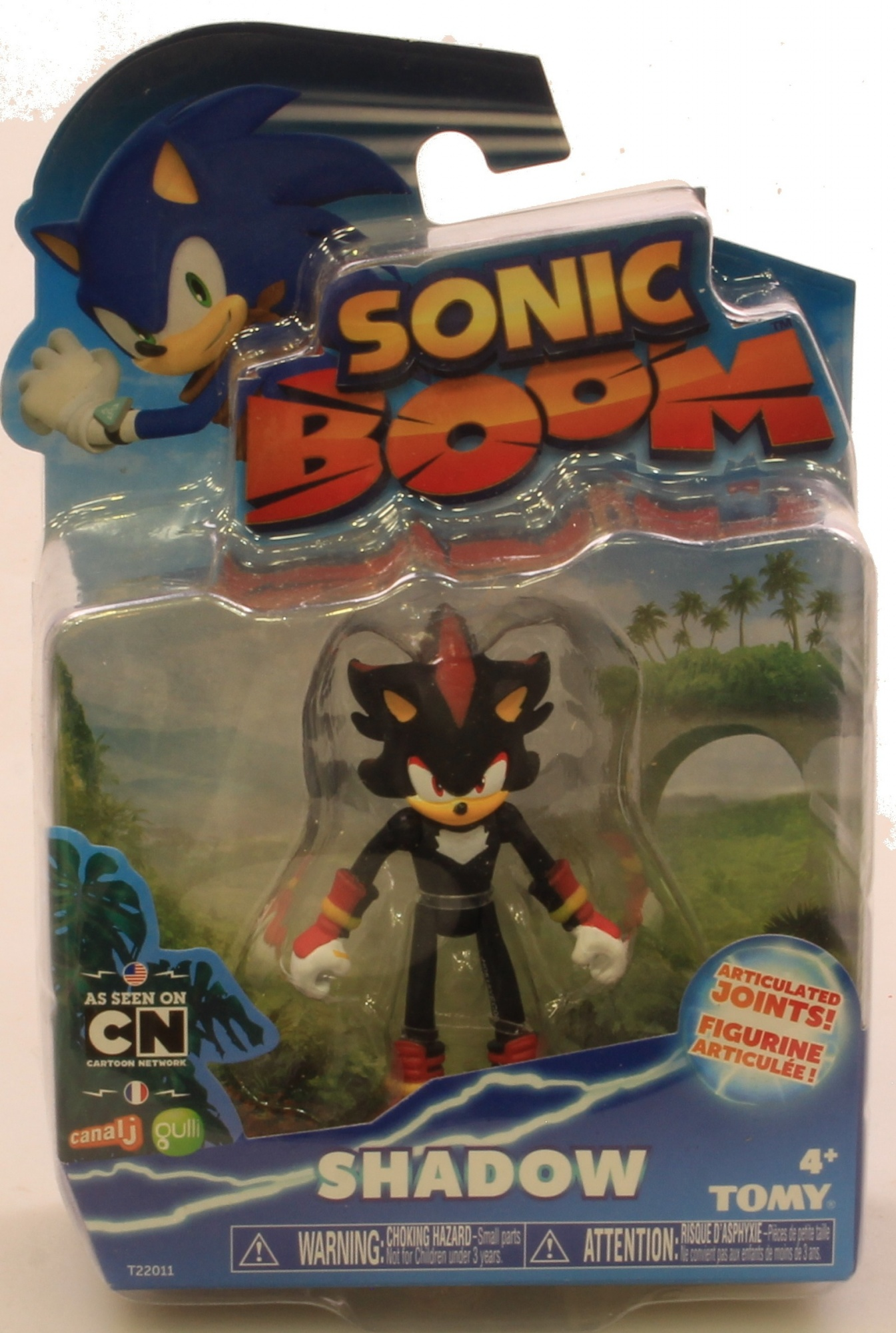 Sonic The Hedgehog 7 6cm Sonic Boom Shadow The Hedgehog Articulated Figure By Sonic The Hedgehog Shop Online For Toys In The United Arab Emirates