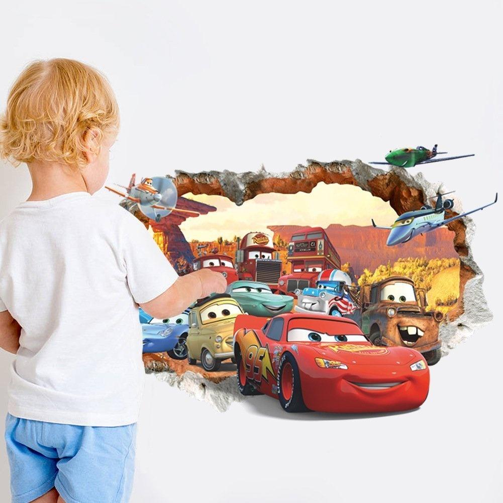Childrens Room Nursery Removable Wall Stickers Murals 0cm-180cm ufengke/® Cartoon Cute Cat Lion Panda Height Chart Decals