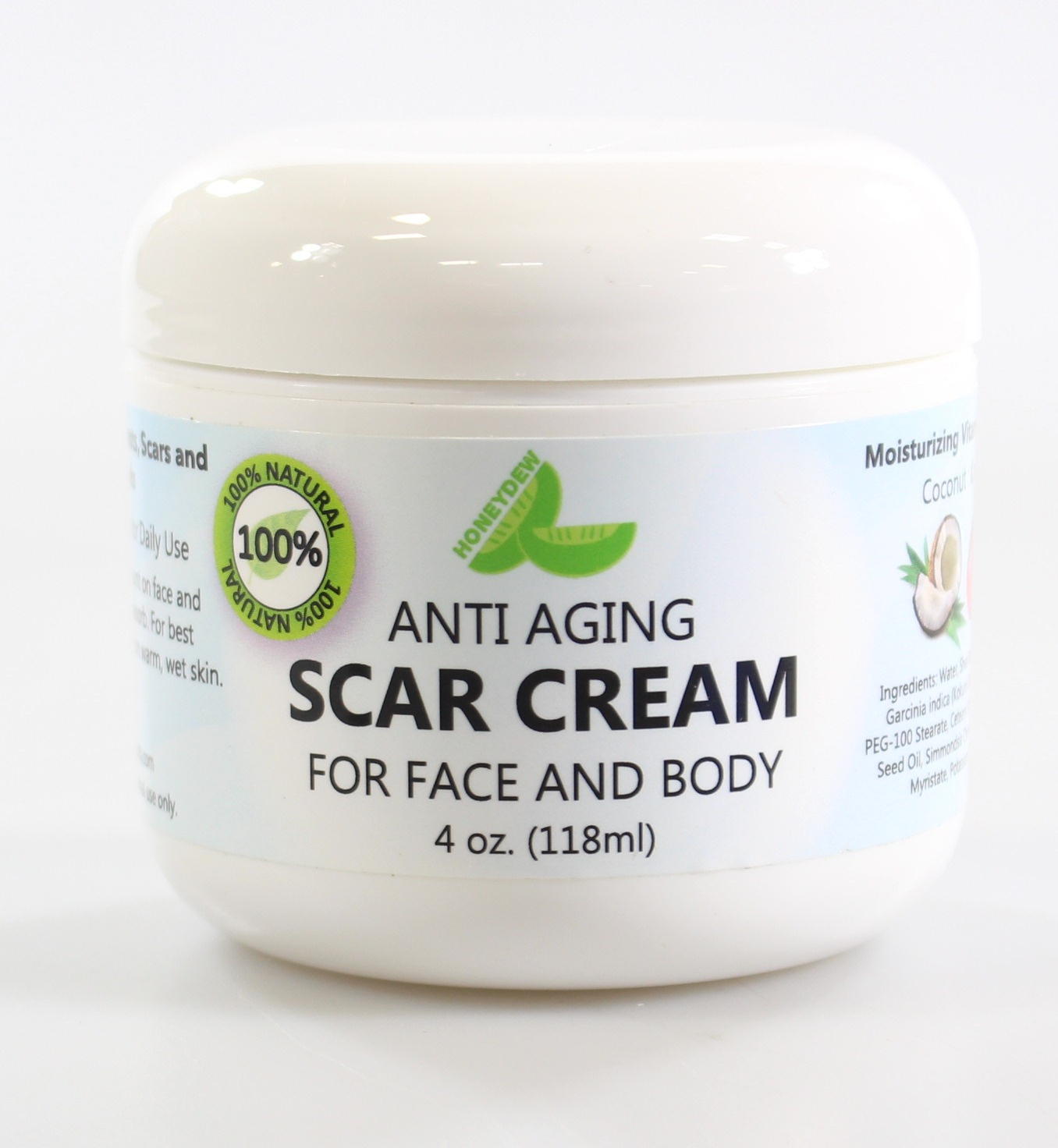 Anti Ageing Scar Cream For Face And Body Scar Removal Cream For