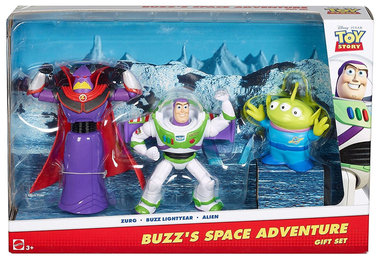 3 Pack Disney//Pixar Toy Story 4 Basic Figures #1