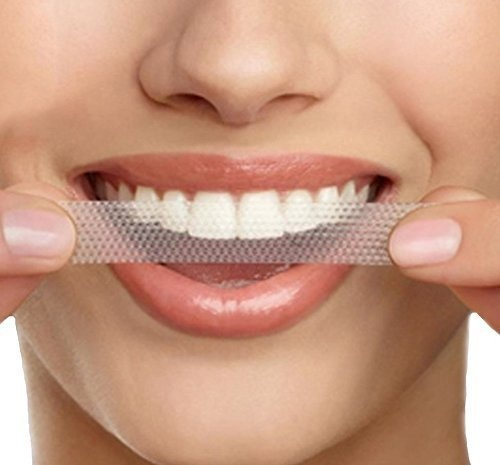 Professional Teeth Whitening Strips Dentist Recommended