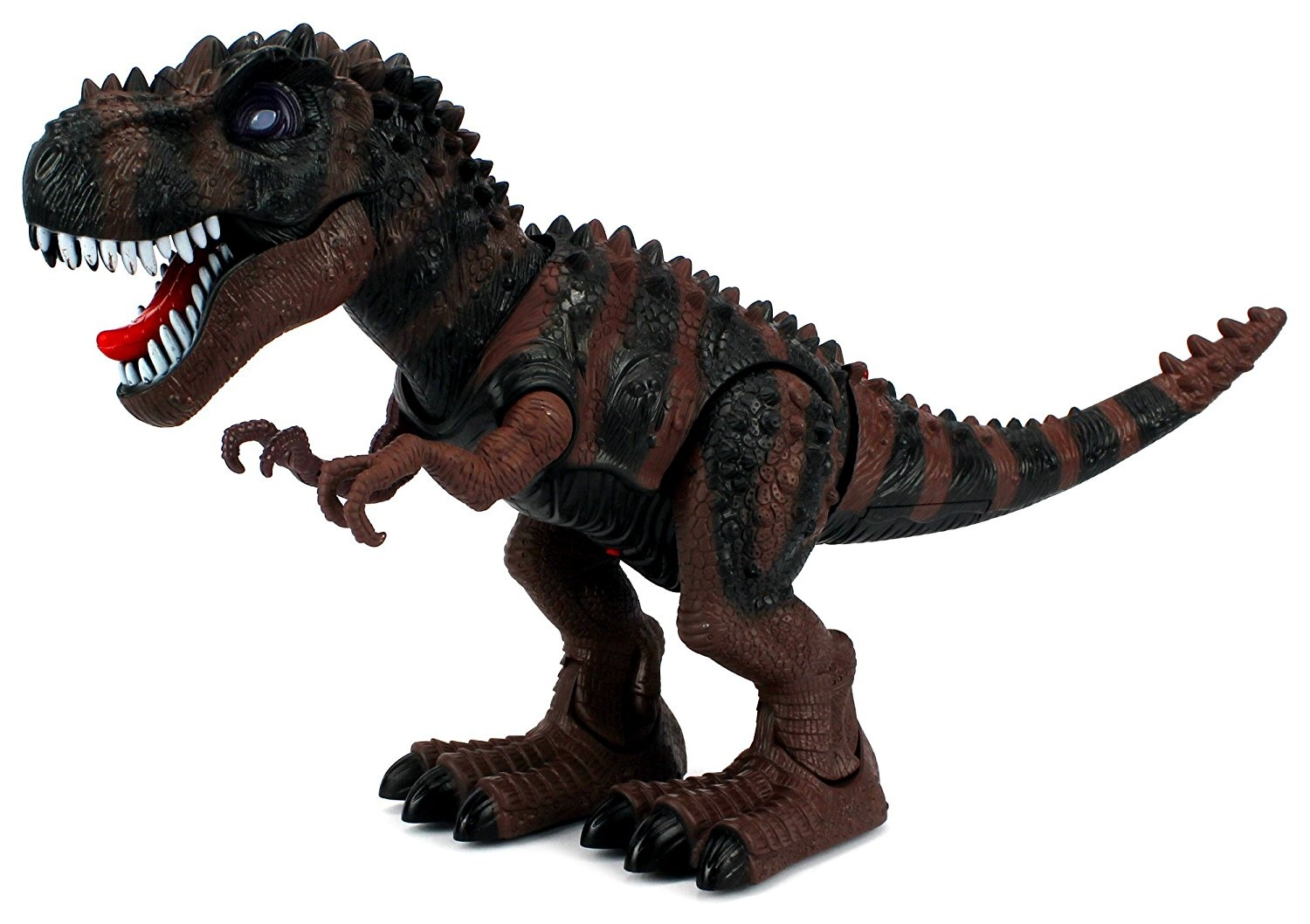 Free Delivery Battery Operated Model STEGOSAURUS Rex Toy Dinosaur With Sound