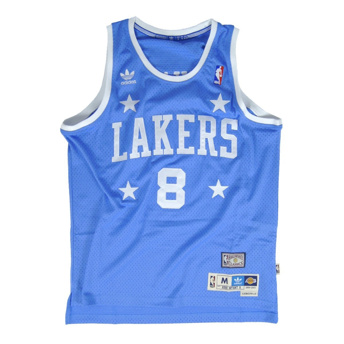 Kobe Bryant Los Angeles Lakers Adidas NBA Throwback Swingman ...