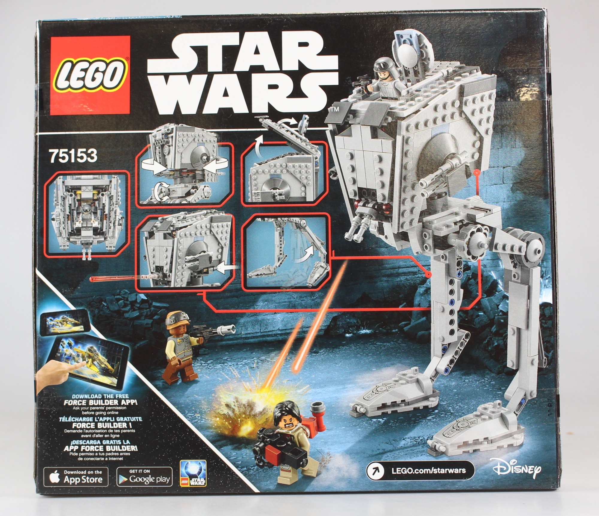 Lego Star Wars 75153 At St Walker Lego Shop Online For Toys In The United States