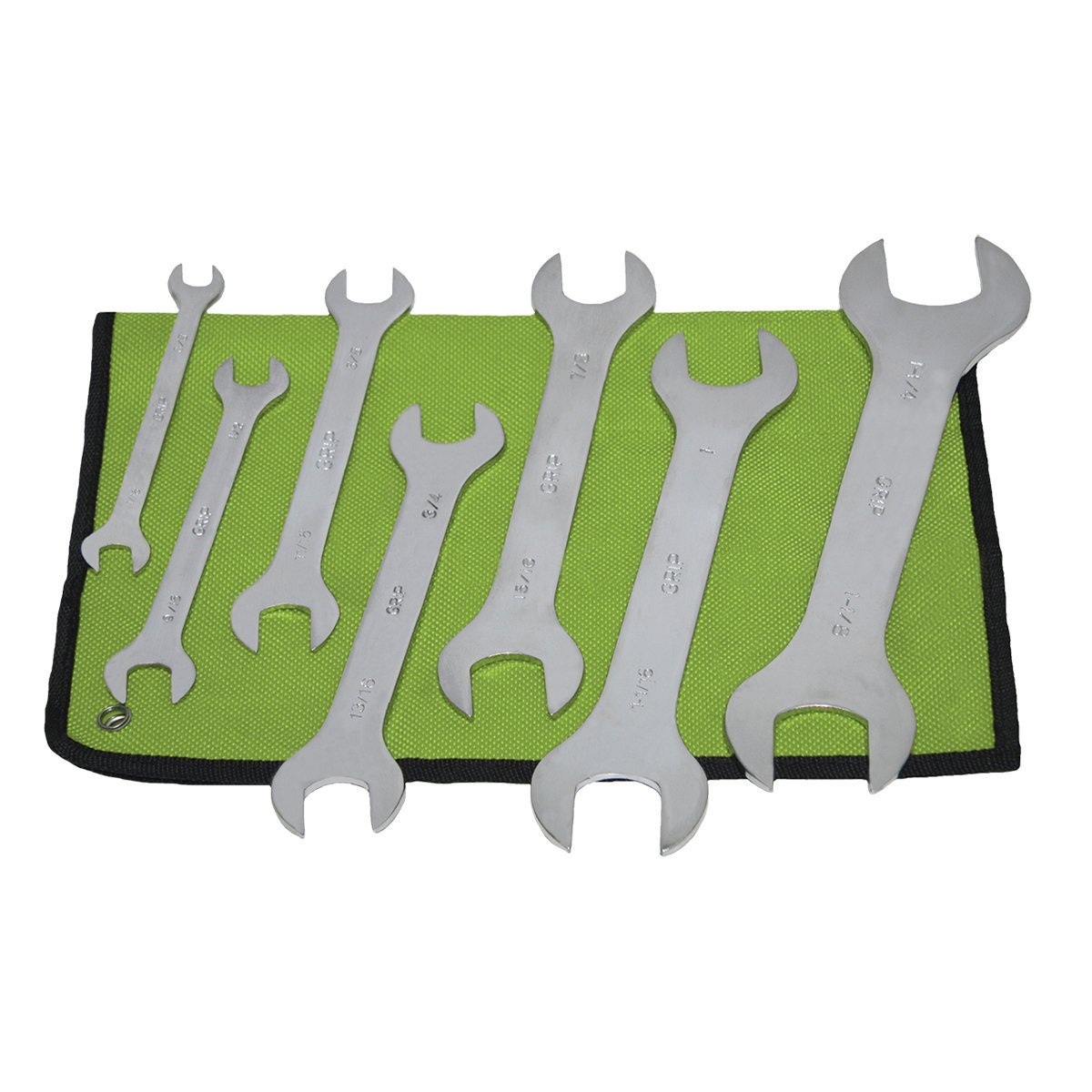 V-8 Tools V8T8307 Wrench Set 7 Piece Super Thin