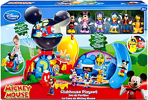 Disney Mickey Mouse Fold-out Adventure Set New Activities and Games Free Ship
