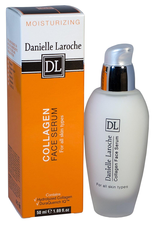 Danielle Laroche Collagen Face Serum For All Skin Types 50ml 1 69fl Oz By Danielle Laroche Shop Online For Beauty In The United States