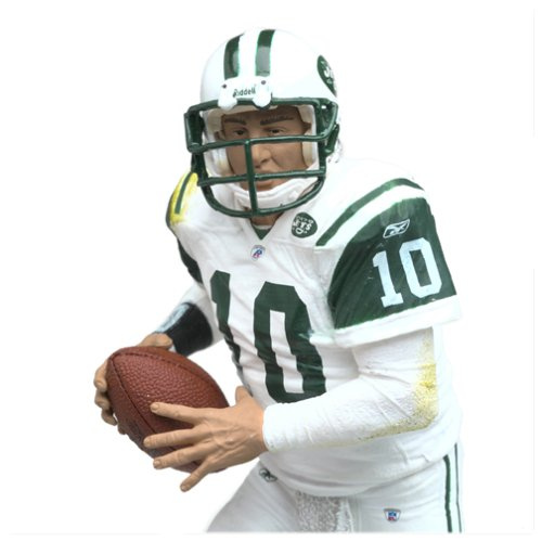 White Jersey McFarlane Toys NFL Sports Picks Series 7 Action Figure Chad Pennington New York Jets