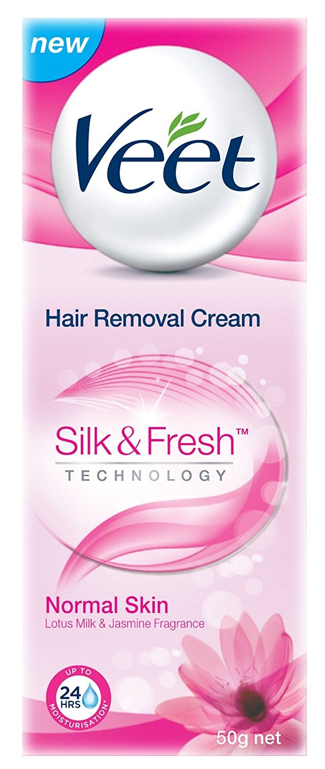 Veet Hair Removal Cream 50 G Normal Skin By Veet Shop Online