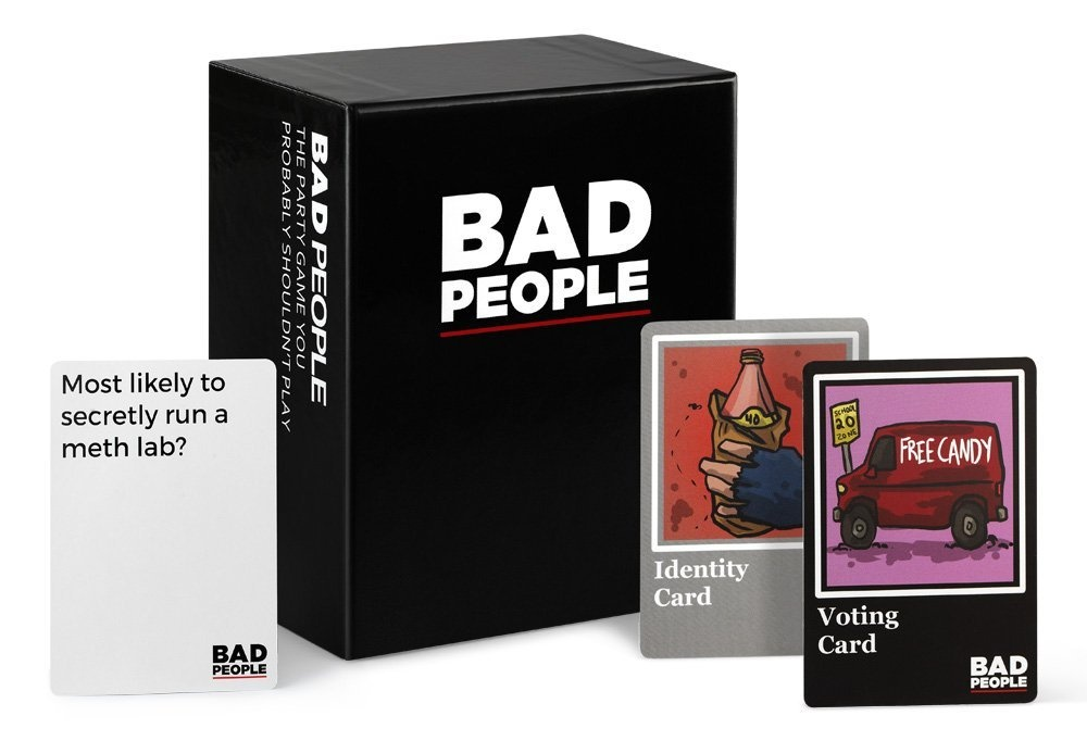 The Party Game You Probably Shouldn/'t Play NSFW The Complete Set Bad People
