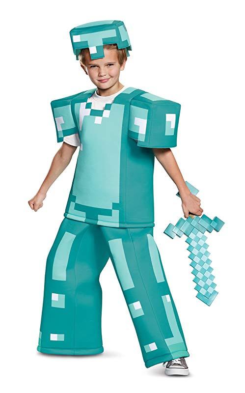 "Minecraft 20/"" Plastic Replica Diamond Sword"