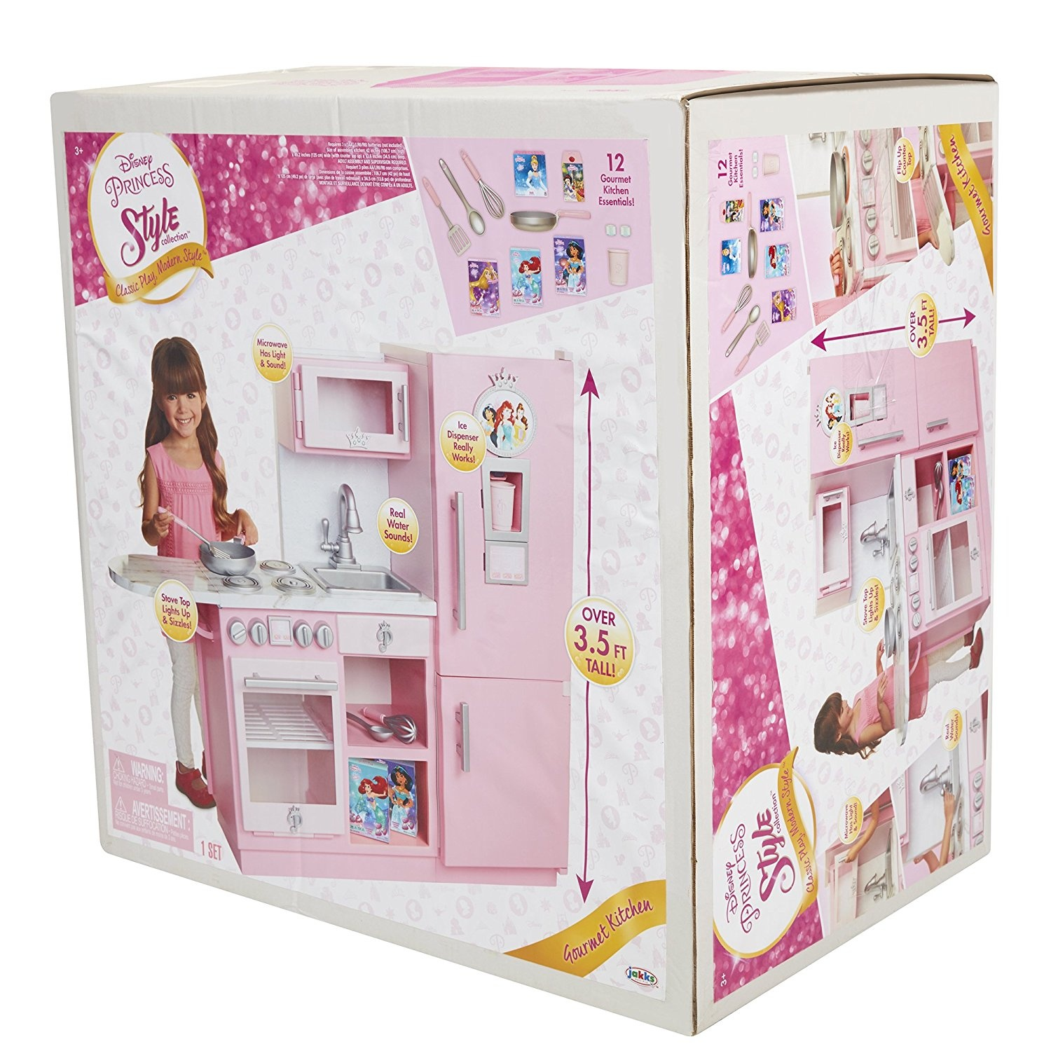 Disney Princess Style Collection Gourmet Kitchen By Disney Princess Shop Online For Toys In The United States