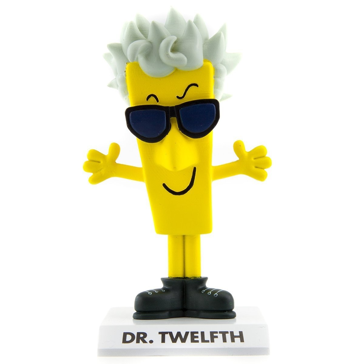 SET OF 4 TWELFTH ELEVENTH FIRST FOURTH DOCTOR WHO MR MEN FIGURINES