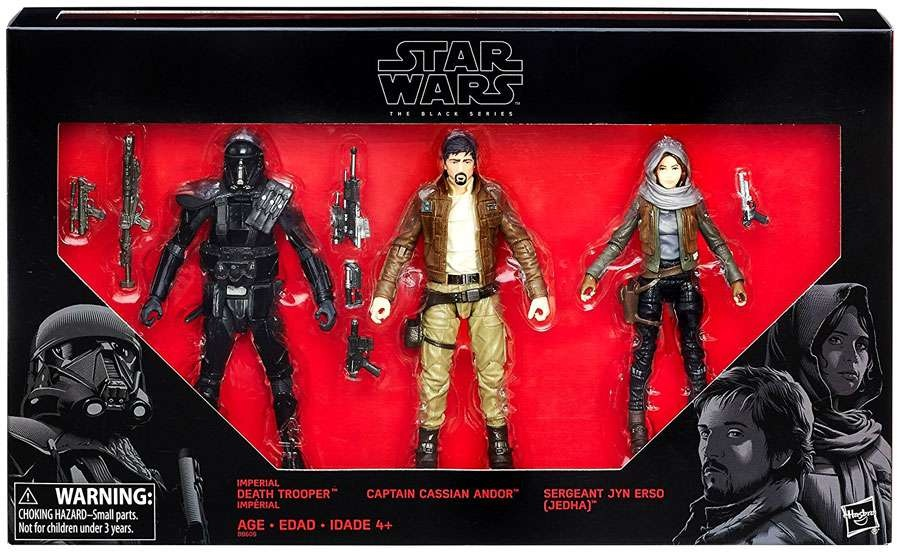 Cassian Andor Star Wars Rogue One  Action Figures 30cm