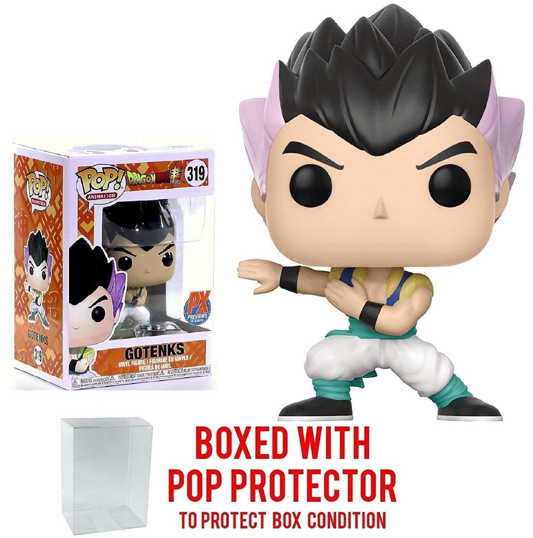 Anime: Dragon Ball Z Funko Pop Bundled with Pop BOX PROTECTOR CASE Piccolo Vinyl Figure