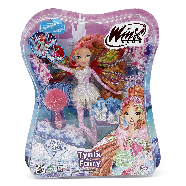 Winx Club Mythix Fairy Aisha Layla Doll Giochi Preziosi Witty