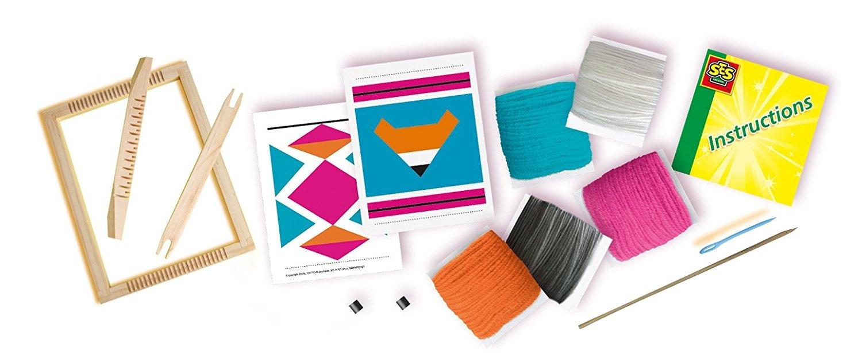 SES Creative 14715 Mini Weaving Looms