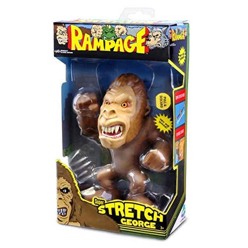 Rampage The Movie Super Stretch George By Brand Rampage Shop Online For Toys In The United States