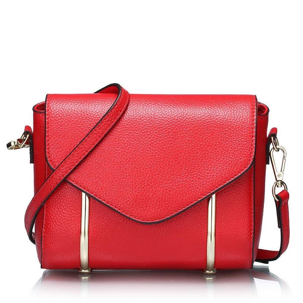 Legler Shoulder Bag with Reflective Stripe