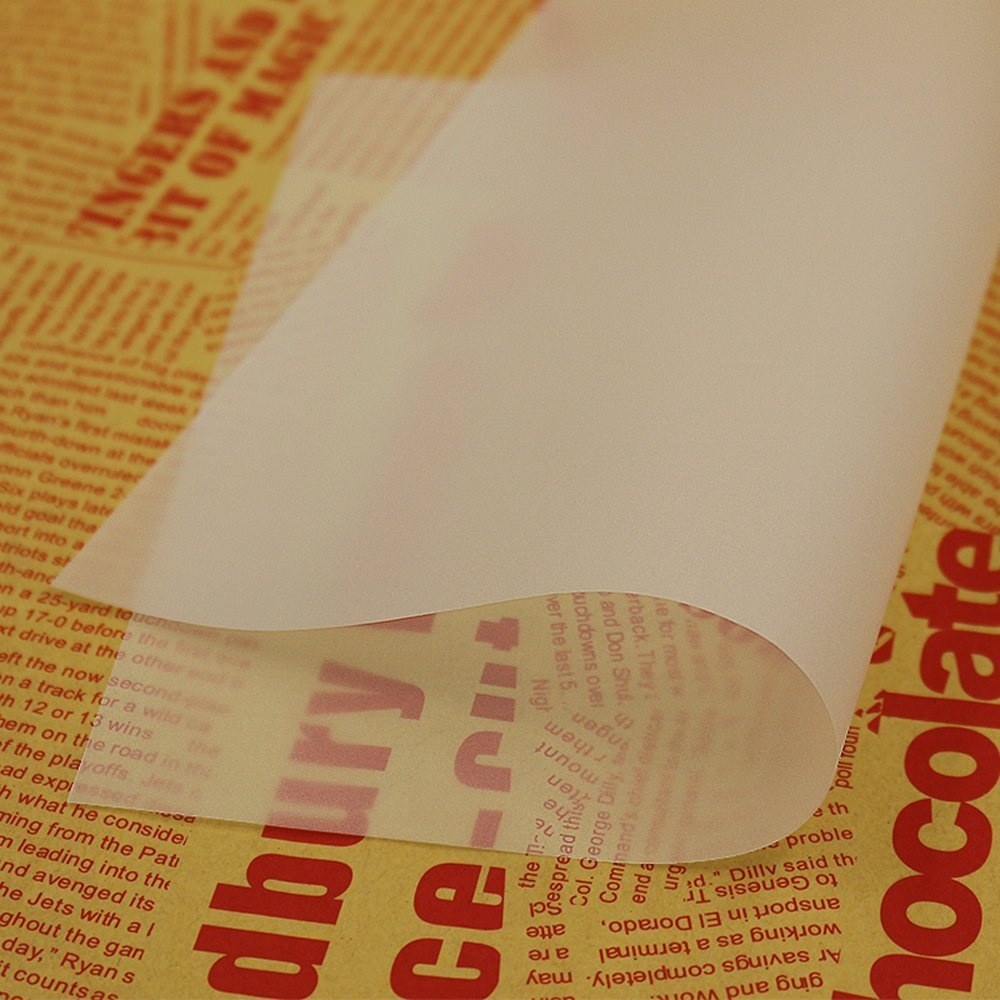 100 Sheets Translucent Tracing Paper Vellum Transparent Tracing Paper for Sketching Tracing Drawing